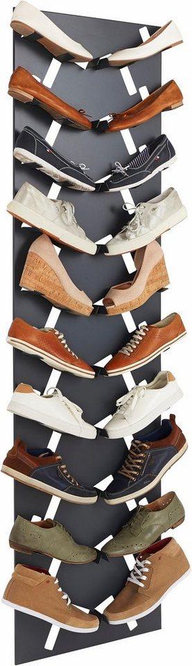 Schuhregal preisvergleiche erfahrungsberichte und kauf for Schuhregal otto