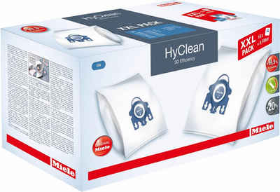 Miele Staubsaugerbeutel XXL-Pack GN Hy Clean 3D, passend für Miele