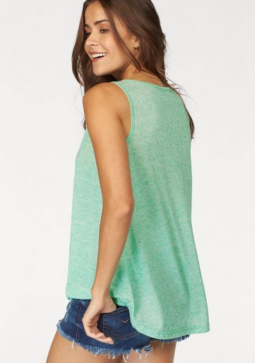 Beachtime Tank In Easier Melange Quality With Linen (2 Pcs)