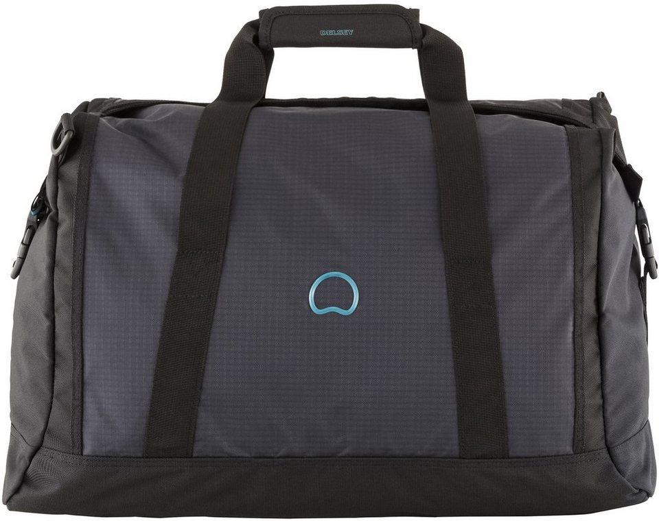 DELSEY Kabinenreisetasche, »Vincennes« in schwarz