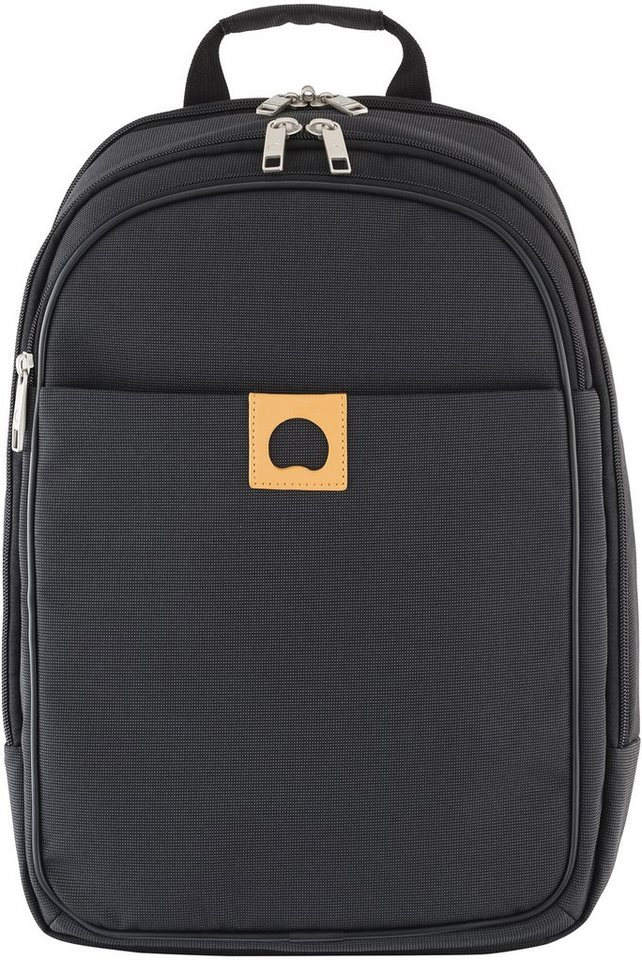 DELSEY Rucksack mit gepolstertem Laptopfach, »Montholon« in anthrazit