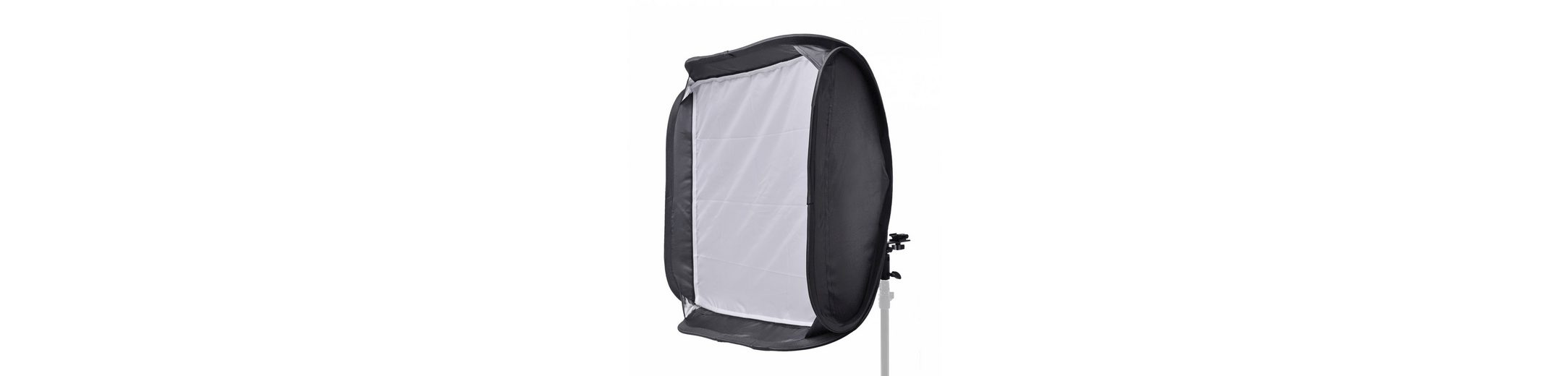 Bresser Fotostudio »BRESSER SS-20 Quick-Fit Softbox 80x80cm + Wabe«