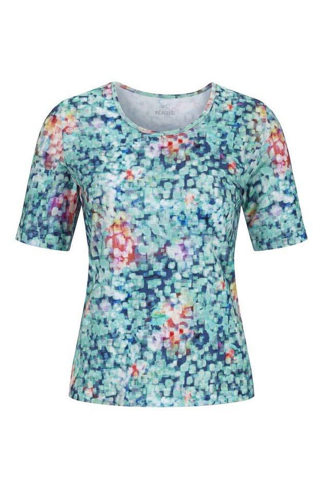 Rabe T-Shirt mit Tupfen-Print in BISCAYA