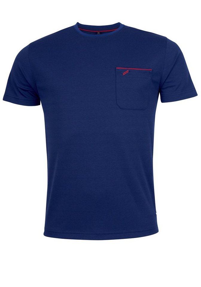 Daniel Hechter T-Shirt »EasyGo!« in nightblue