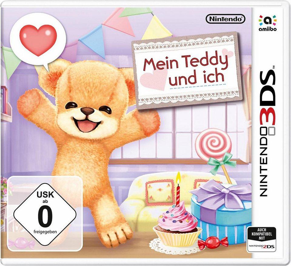 Mein Teddy und ich Nintendo 3DS