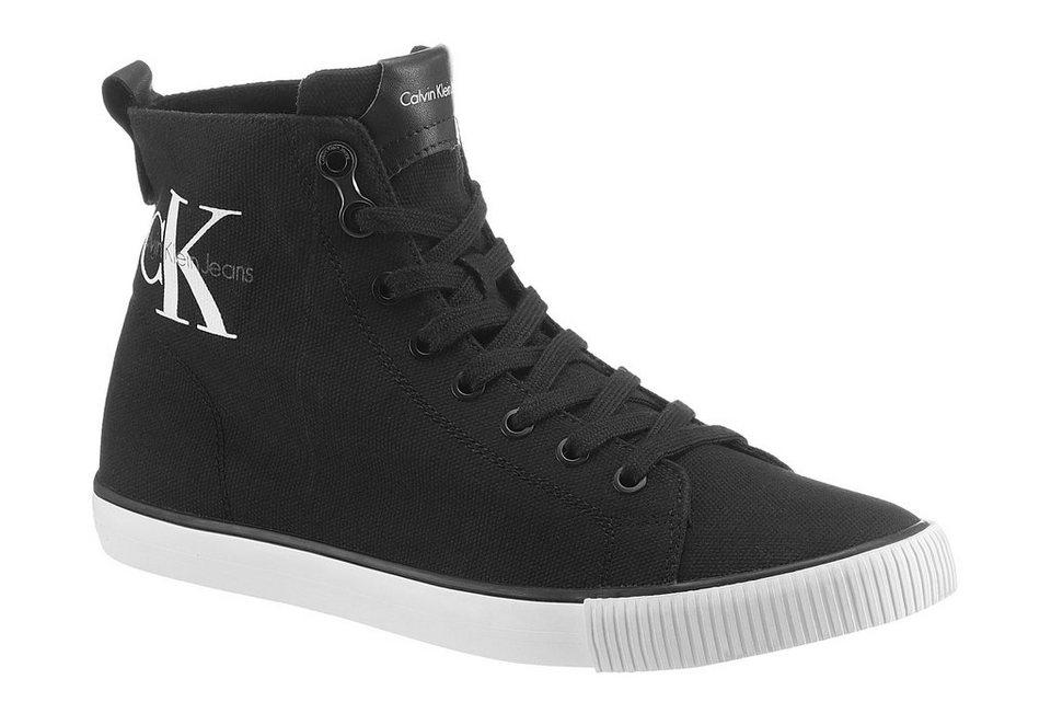 Calvin Klein Sneaker »Arthur Canvas« mit CK Logo in schwarz