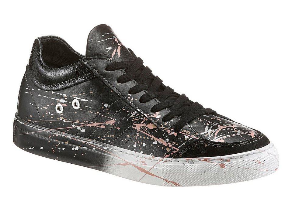 NOCLAIM Sneaker im Fancy-Style in schwarz-multi