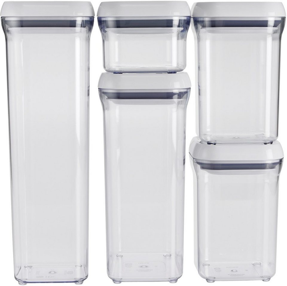 kitchen storage containers buy online oxo vorratsdosen set kaufen otto 8617