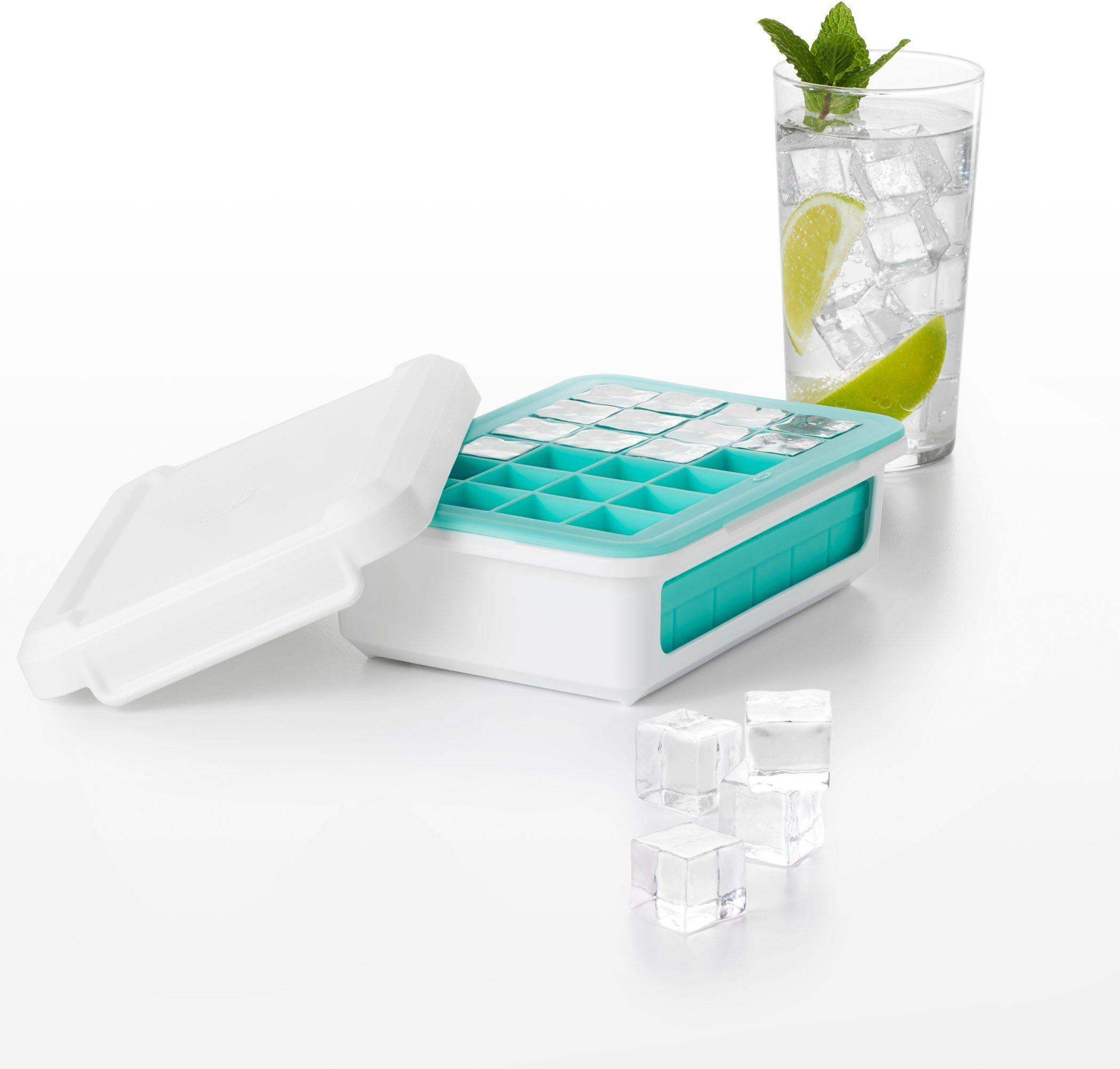 OXO Silikon Eiswürfelform
