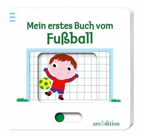 Buch mit Papp-Einband »Mein erstes Buch vom Fußball«