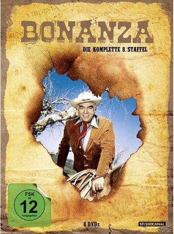 DVD »Bonanza - 8. Staffel«