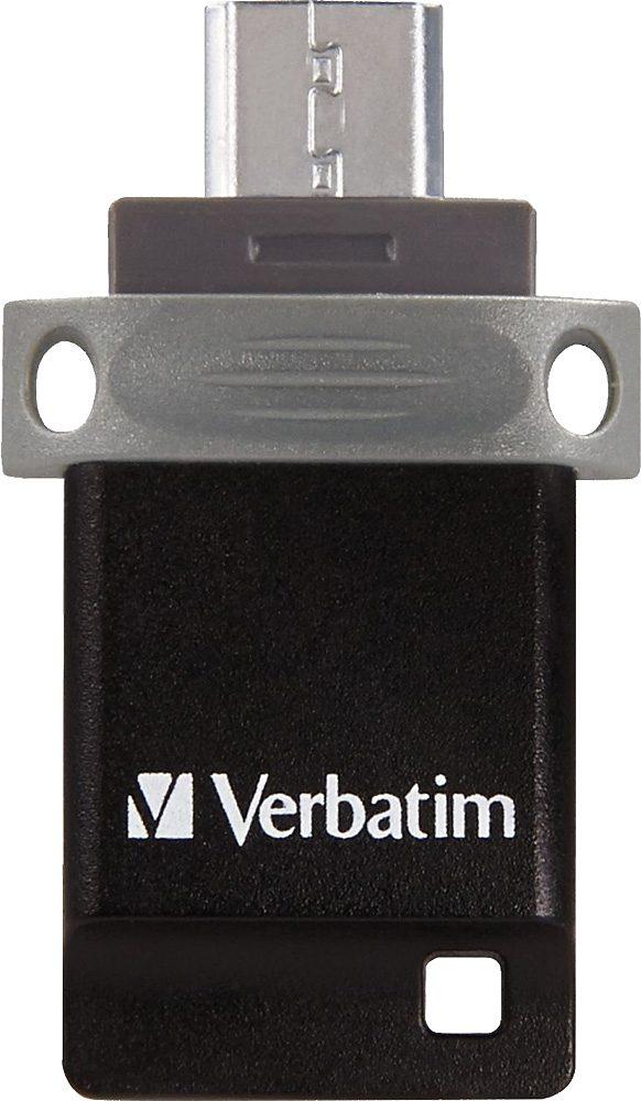 Verbatim USB 2.0 OTG Stick 16GB, Dual Drive