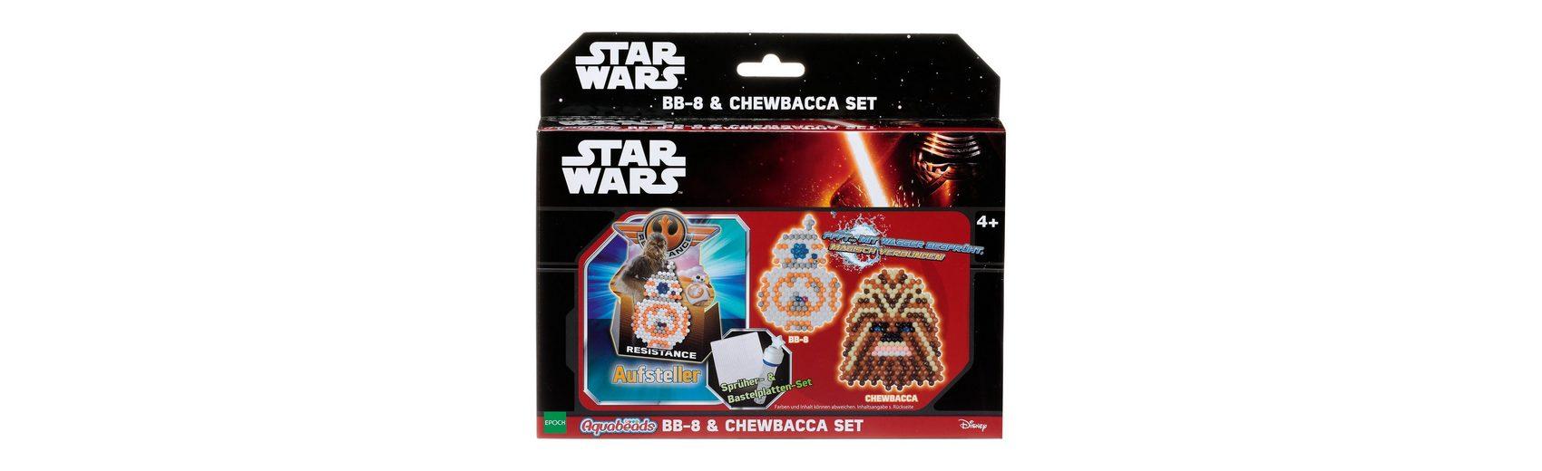 Epoch Traumwiesen Aquabeads Star Wars BB-8 & Chewbacca Set