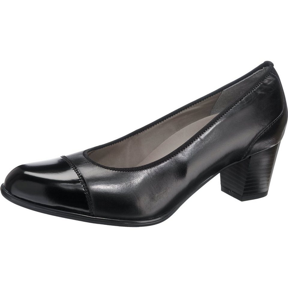 ara Monaco Pumps in schwarz