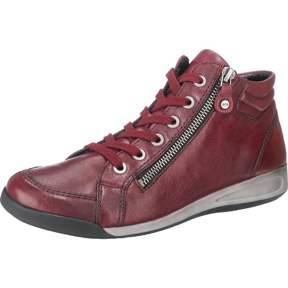 ara Rom Sneakers in rot