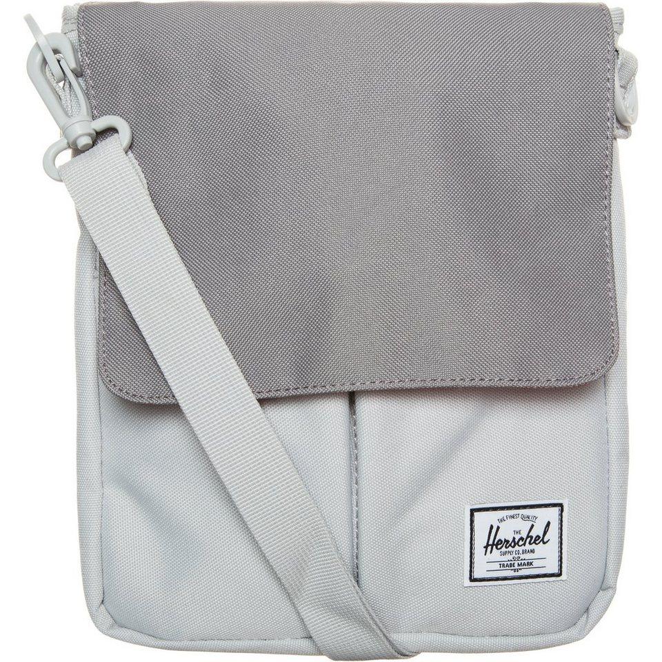 Herschel Pender Tablet Tasche in hellgrau / grau