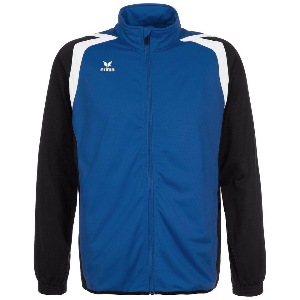 ERIMA Razor 2.0 Trainingsjacke Herren in blau / schwarz