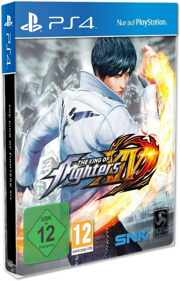 Koch Media The King of Fighters XIV »(PS4)«