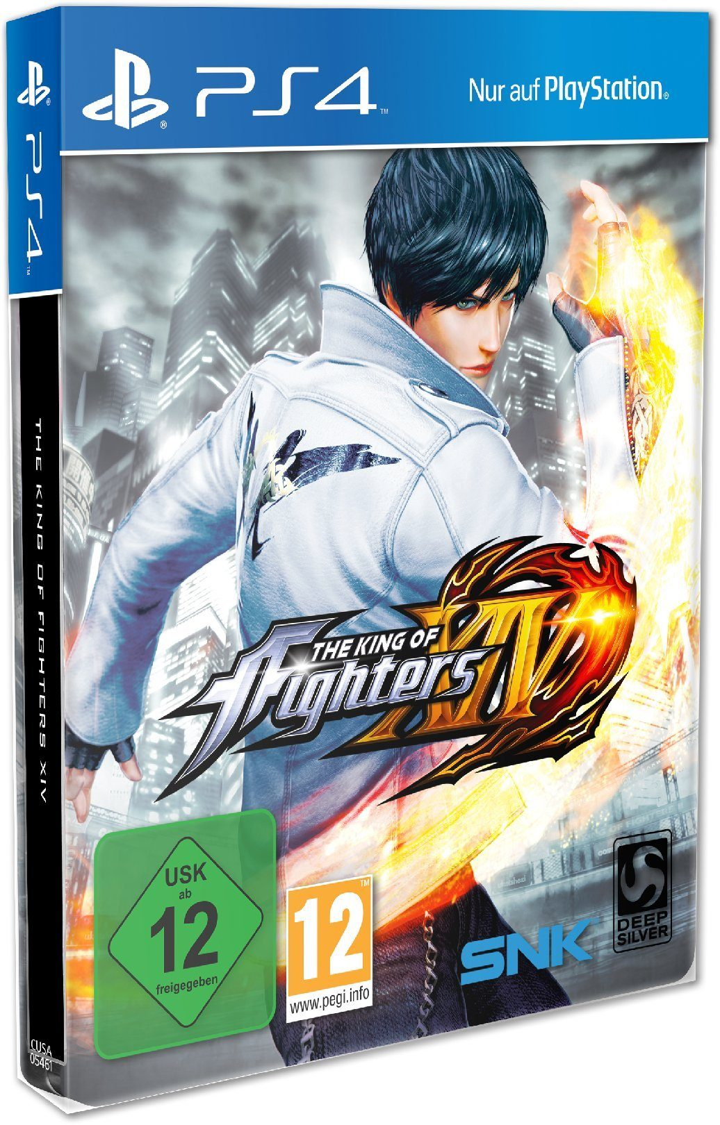 Koch Media The King of Fighters XIV »PS4«