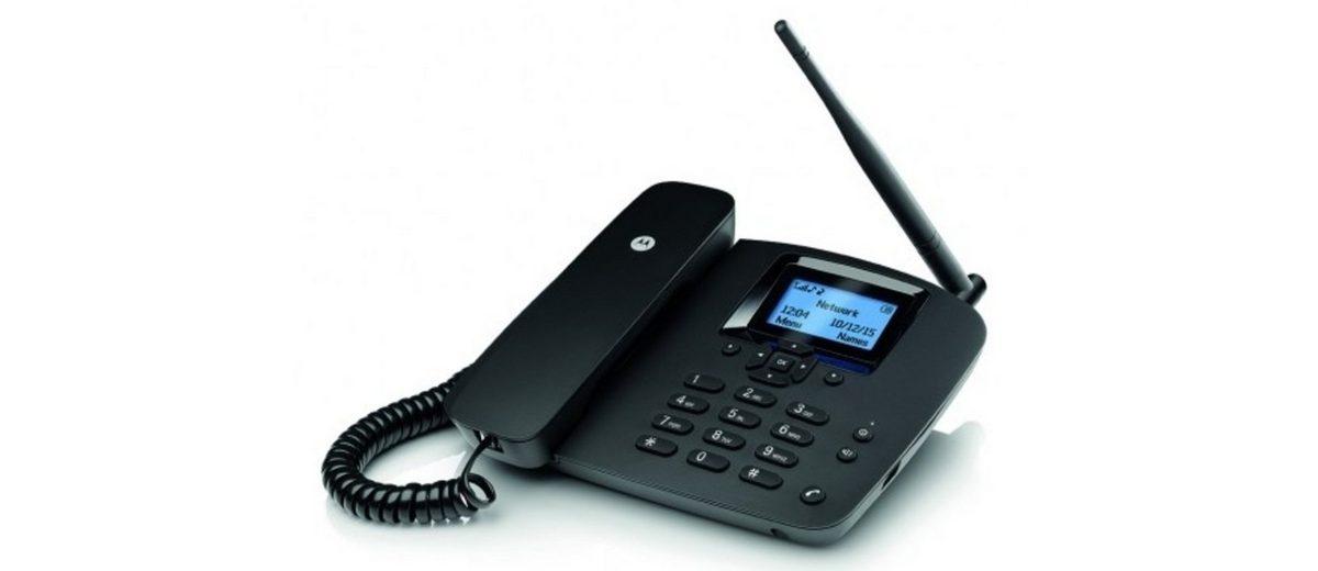 Motorola Telefon schnurgebunden »FW200L«