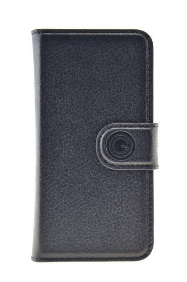 Galeli Handytasche »Wallet Case NICO für Apple iPhone SE« in Schwarz