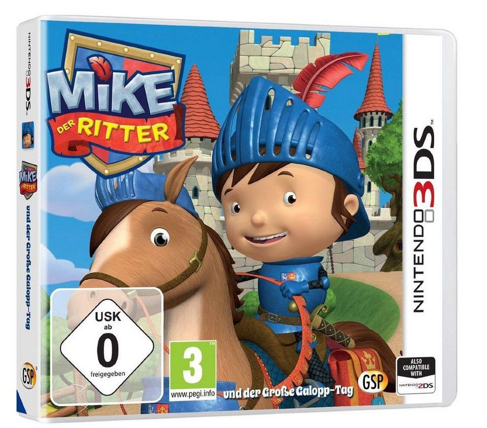 Koch Media Nintendo 3DS - Spiel »Mike der Ritter«