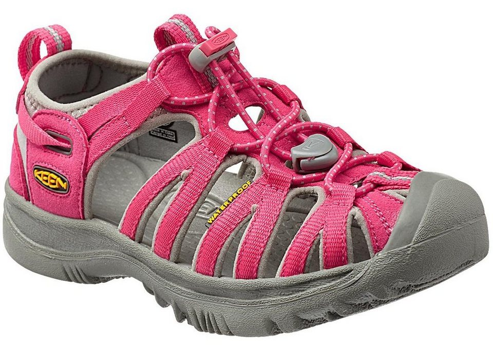 Keen Sandalen »Whisper Sandals Youth« in pink