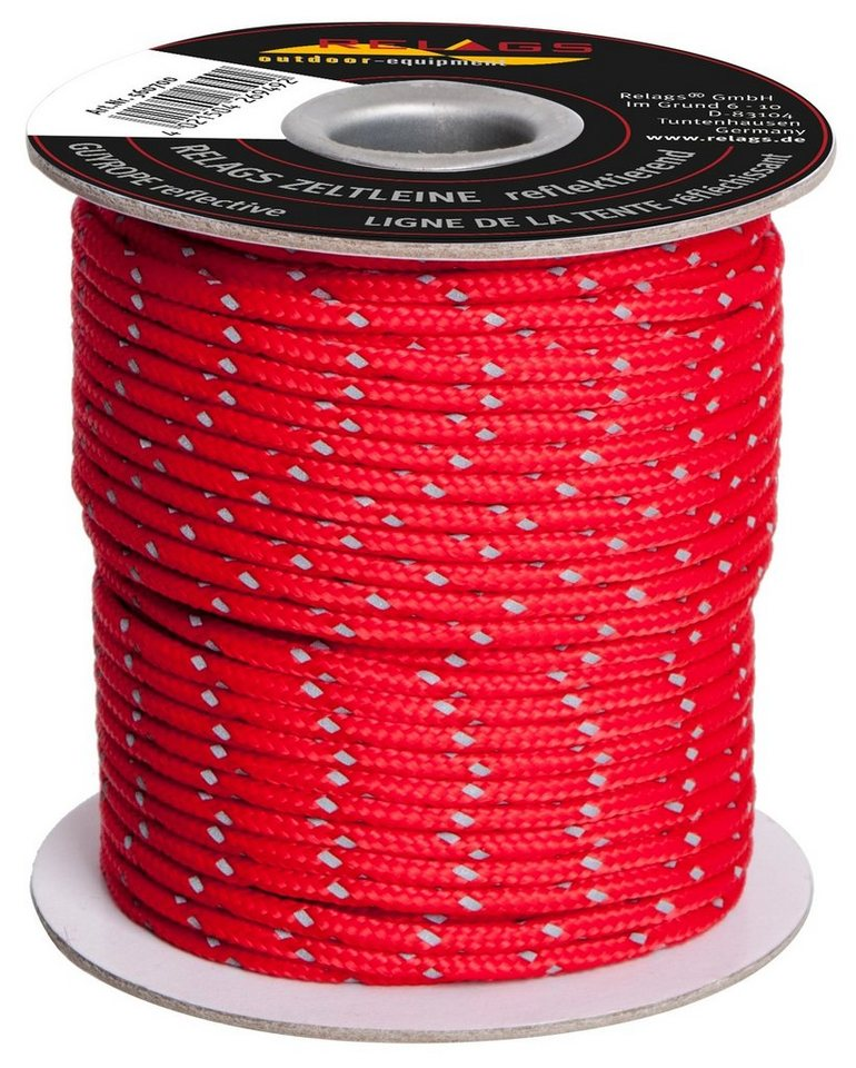 Relags Seil »Seil 3mm« in rot