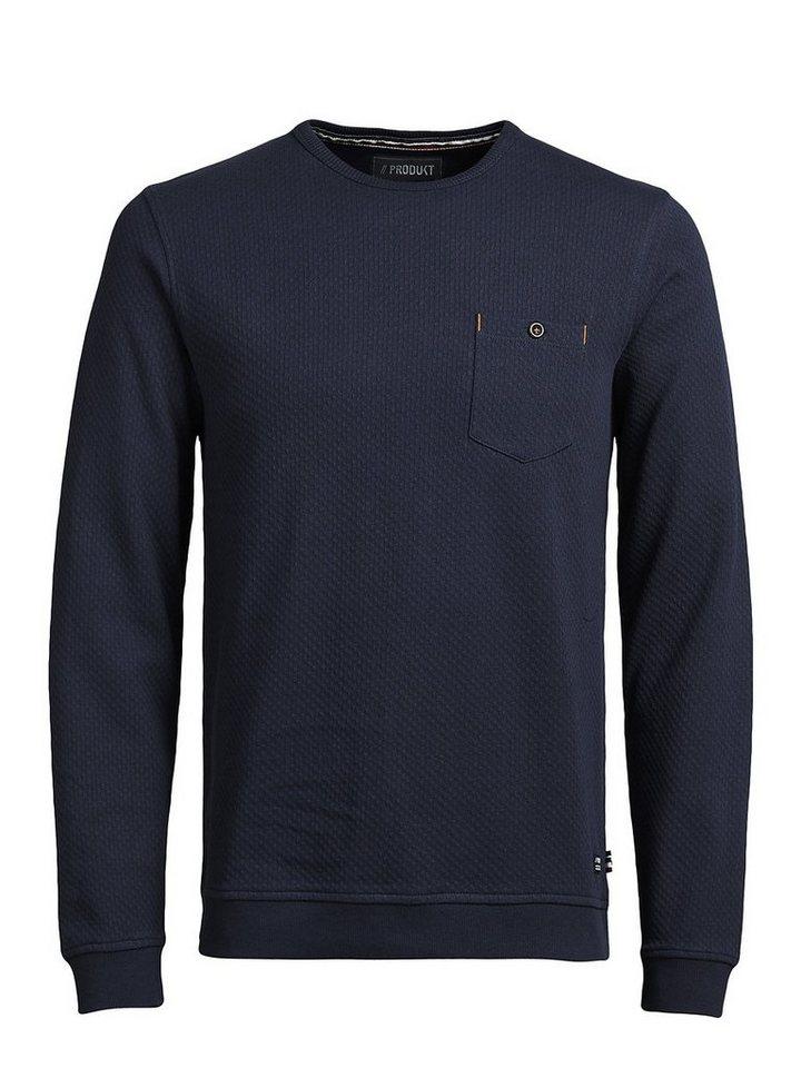 Jack & Jones Klassisches Sweatshirt in Navy Blazer