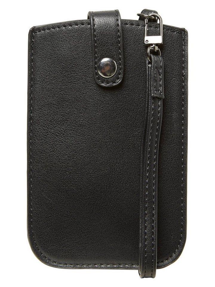 Vero Moda Telefon- Tasche in Black