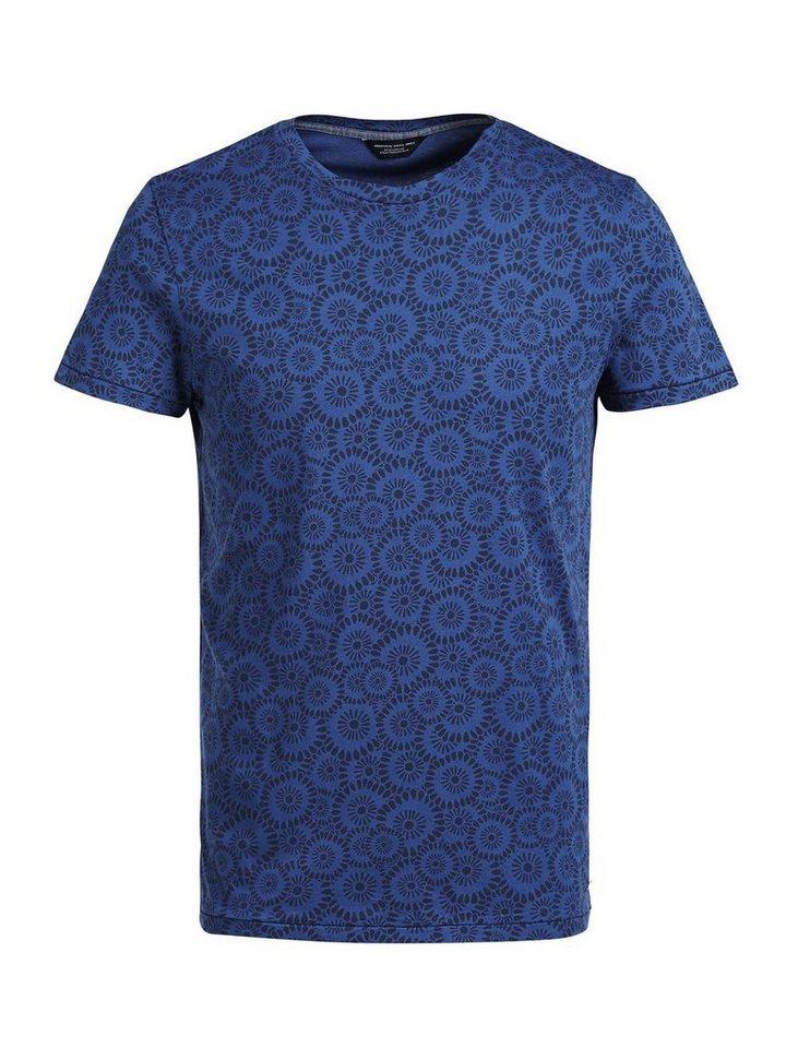 Jack & Jones Bedrucktes T-Shirt in Turbulence