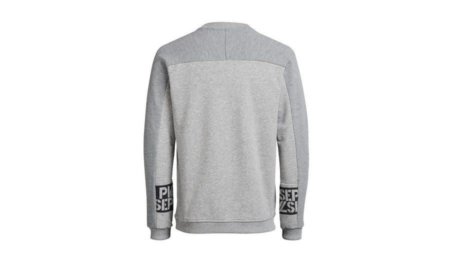Beste Preise Im Netz Billig Verkauf Mit Kreditkarte Jack & Jones Klassisches Sweatshirt q6AIKF4jW