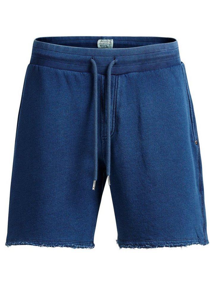 Jack & Jones Classic Sweat shorts in Mood Indigo