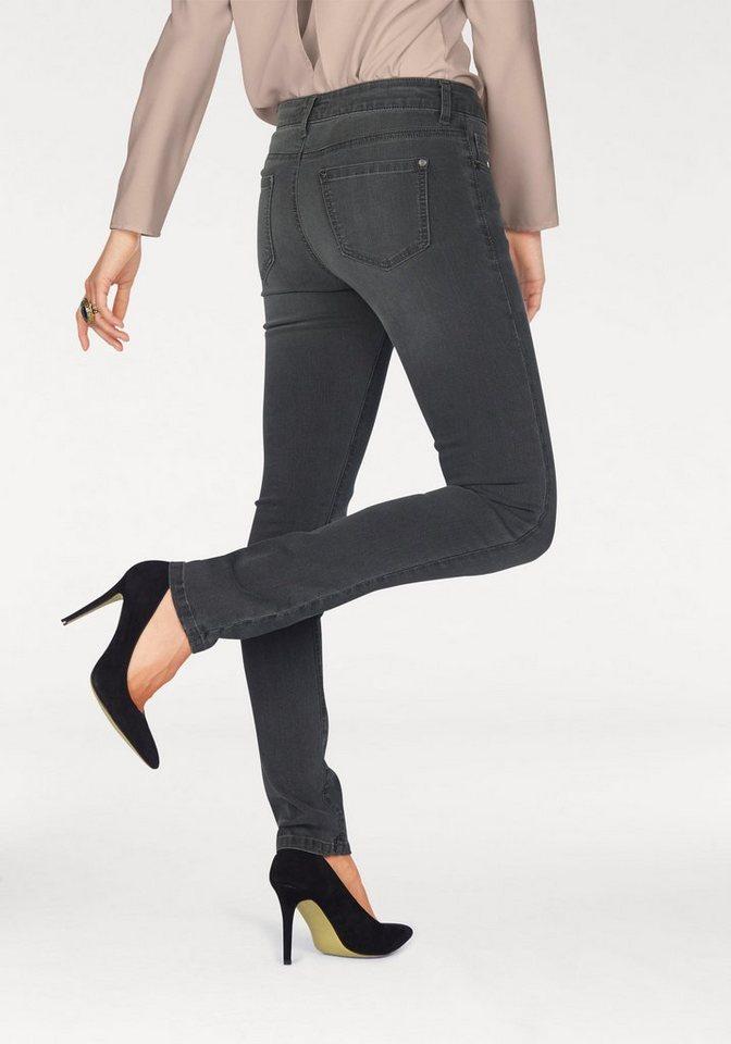 Daniel Hechter 5-Pocket-Jeans in grau