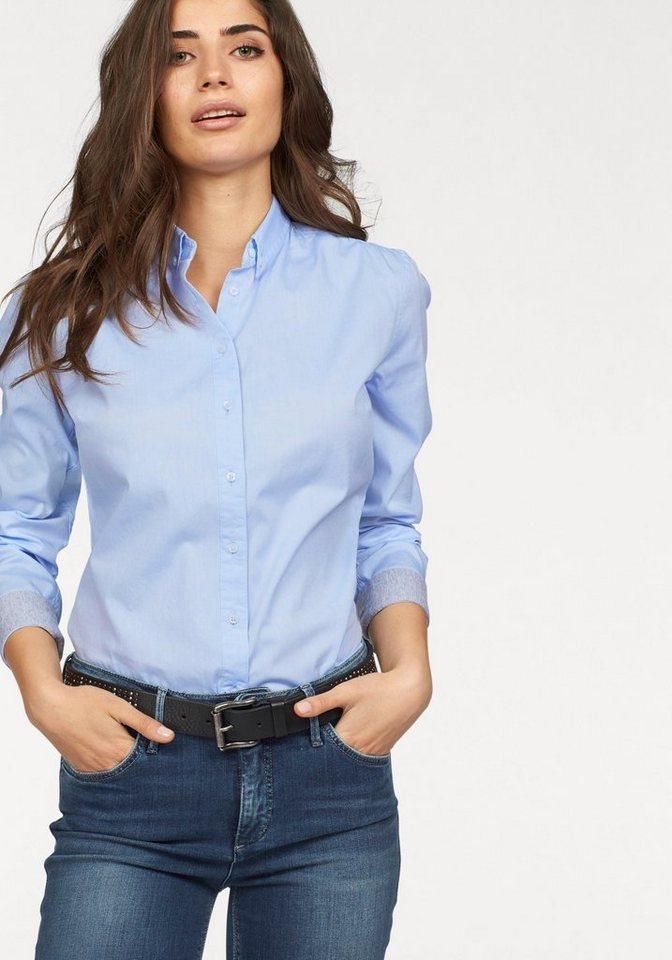 Bogner Jeans Hemdbluse in hellblau
