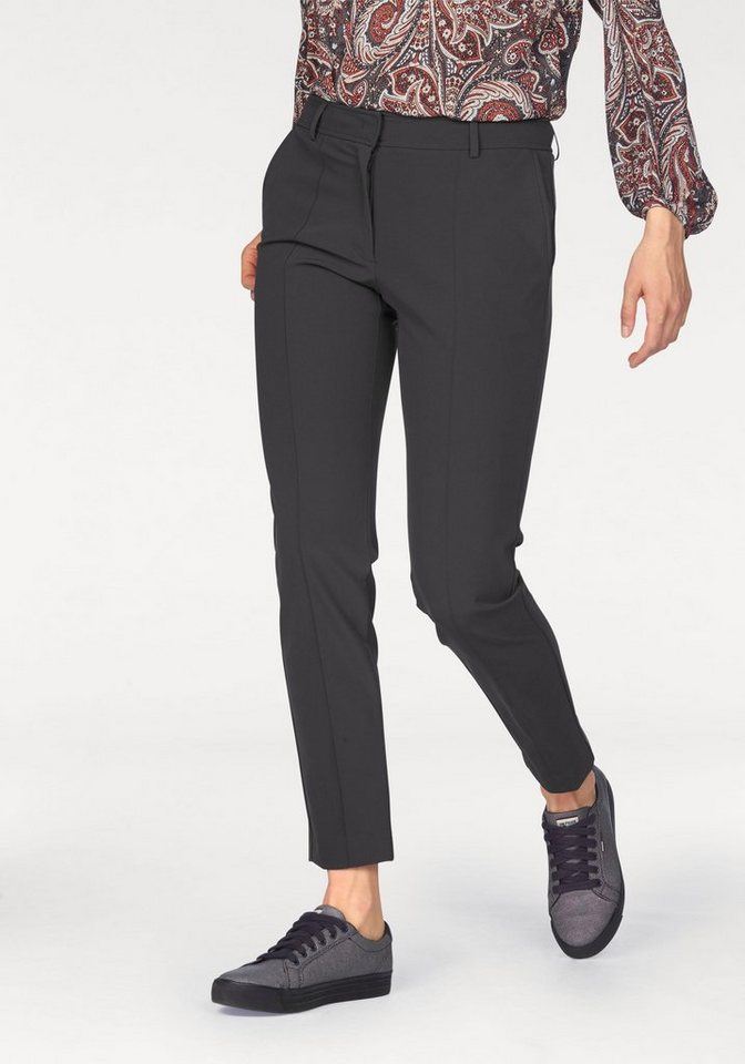 s.Oliver BLACK LABEL Stretch-Hose in grau