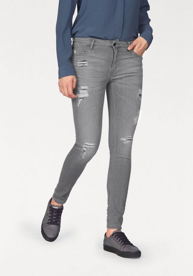 Liebeskind 5-Pocket-Jeans in grey-used