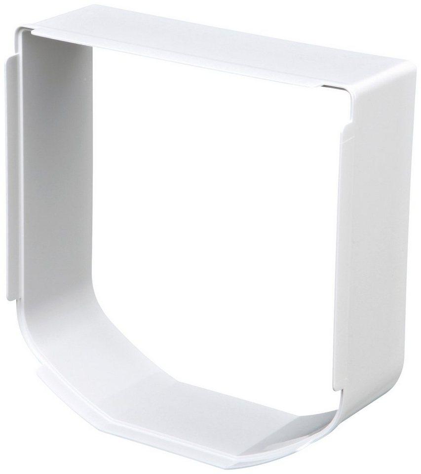 Tunnelelement »SureFlap«, für Katzenklappe »SureFlap Dual Scan«, weiß in weiß