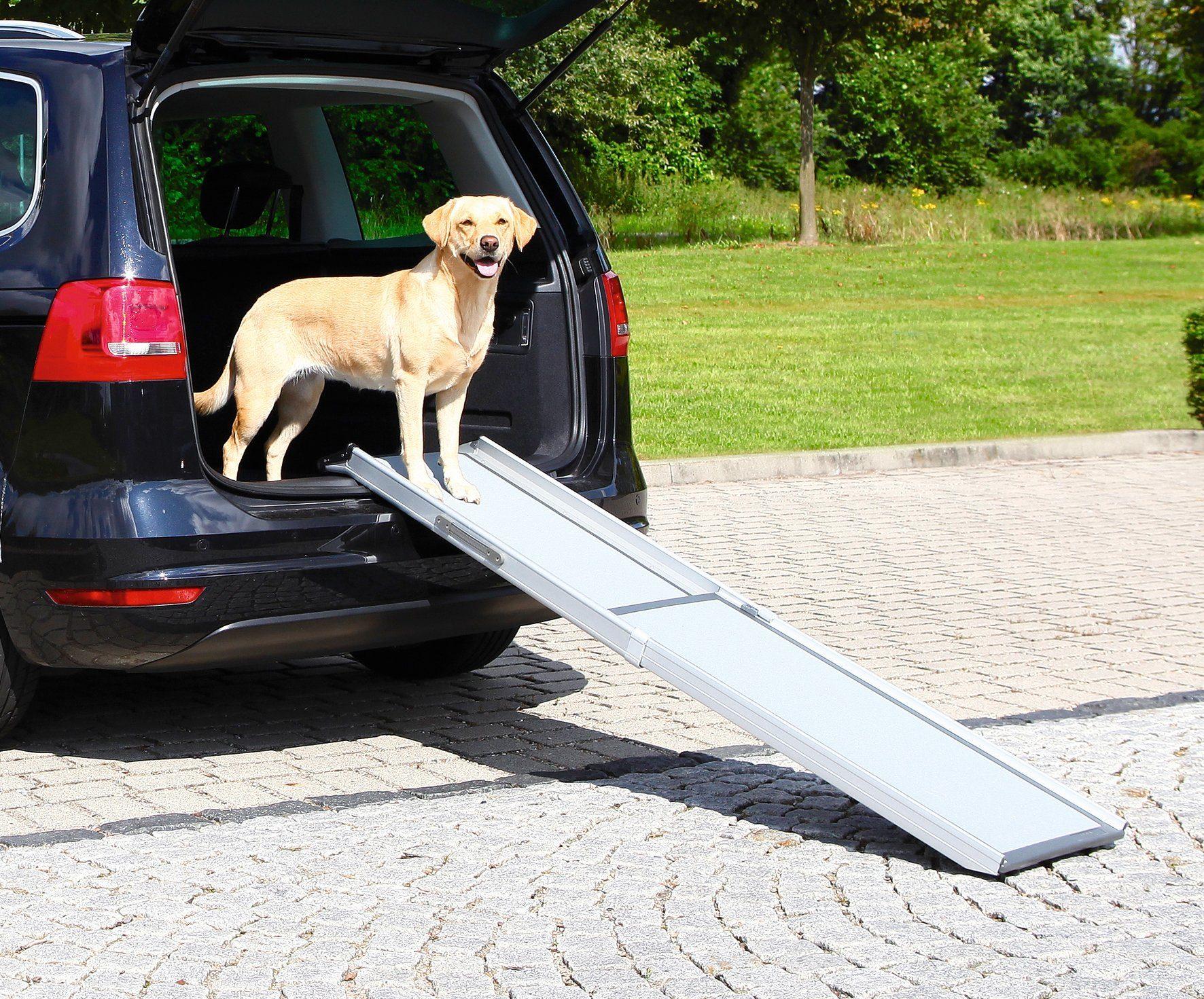 Hunde-Rampe »Petwalk, ausziehbar«, BxL: 43x100-180 cm, belastbar bis 120 kg