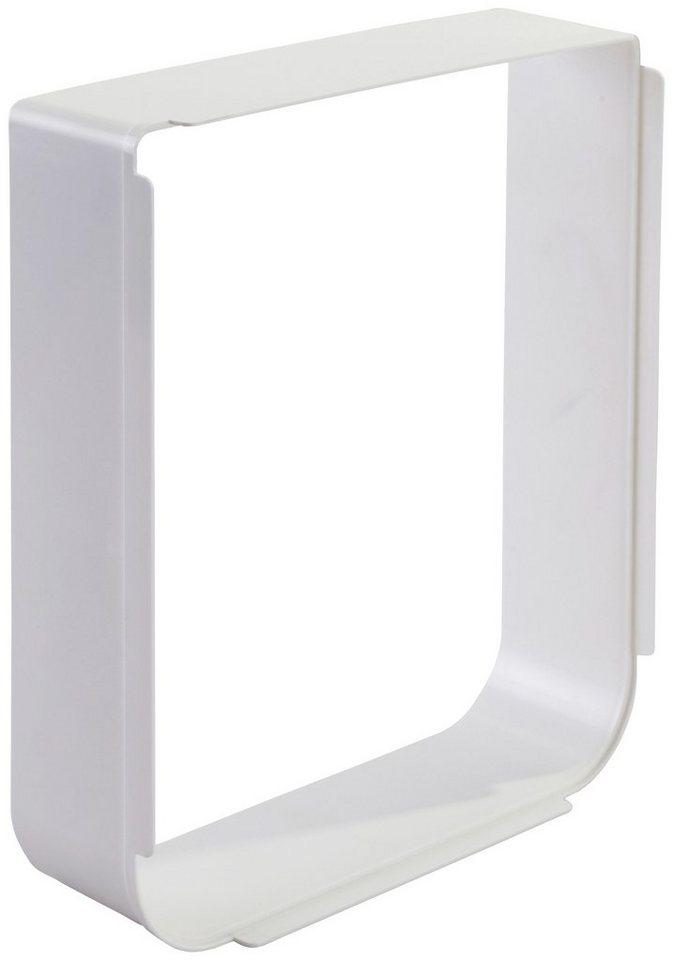 Tunnelelement »SureFlap«, für Katzenklappe »SureFlap«, weiß in weiß