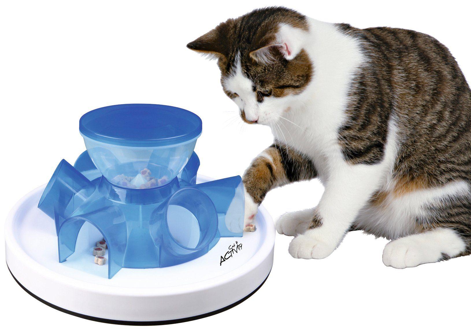 Katzenspielzeug »Tunnel Feeder Strategiespiel«