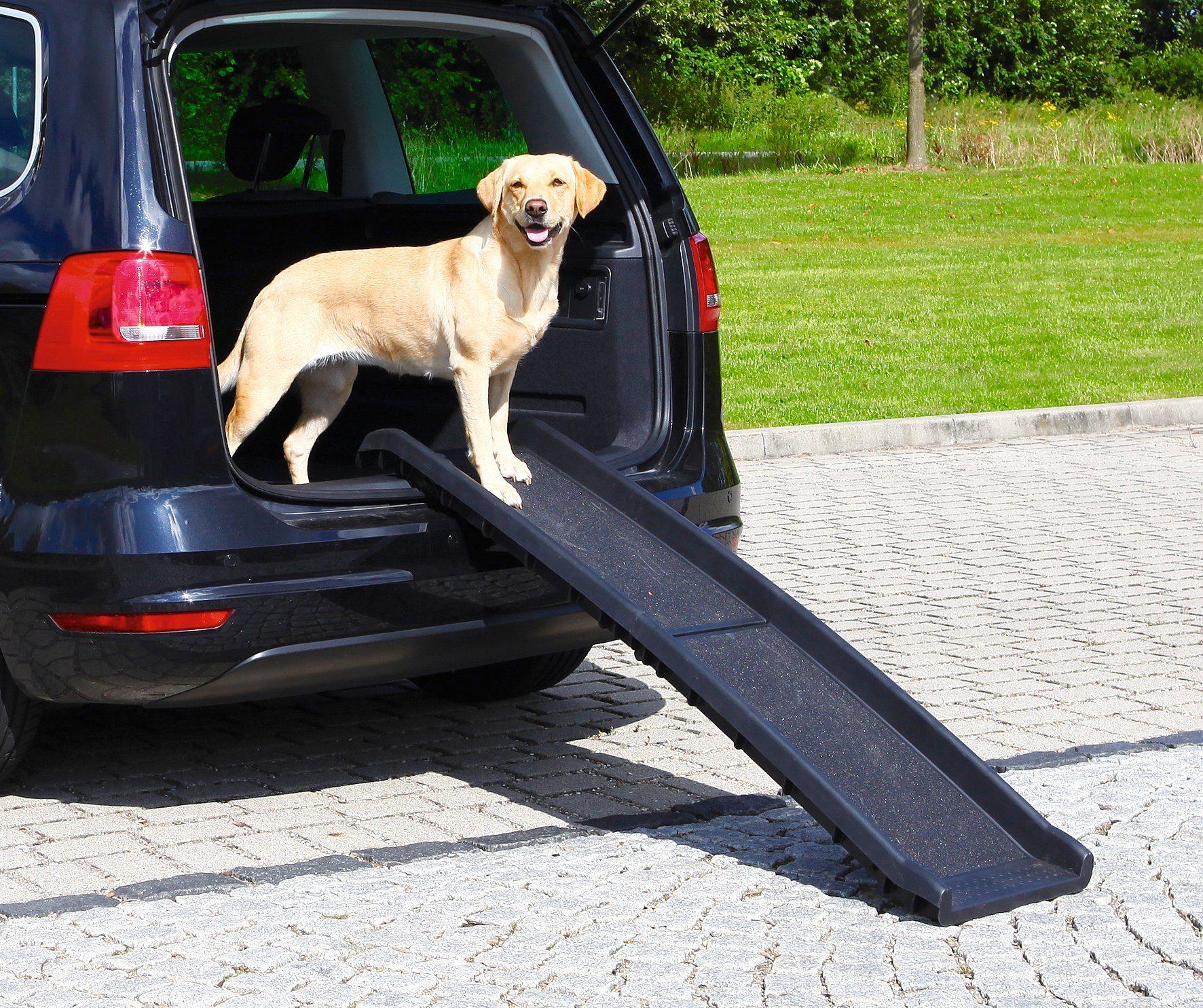 Hunde-Rampe »Petwalk, aufklappbar«, BxL: 40x156 cm, belastbar bis 90 kg