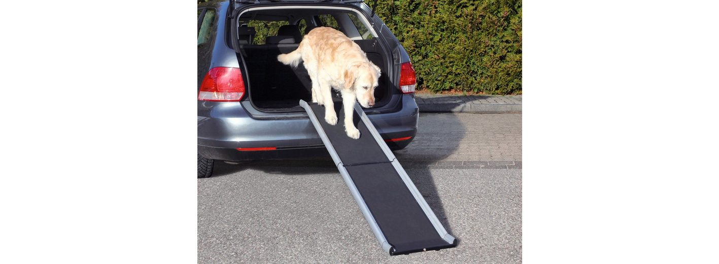 Hunde-Rampe »Petwalk, aufklappbar«, BxL: 38x155 cm, belastbar bis 75 kg