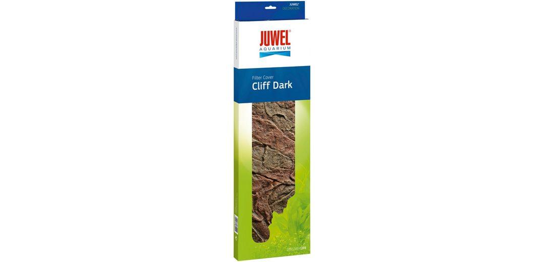 Aquariendeko »Filtercover Cliff Dark«