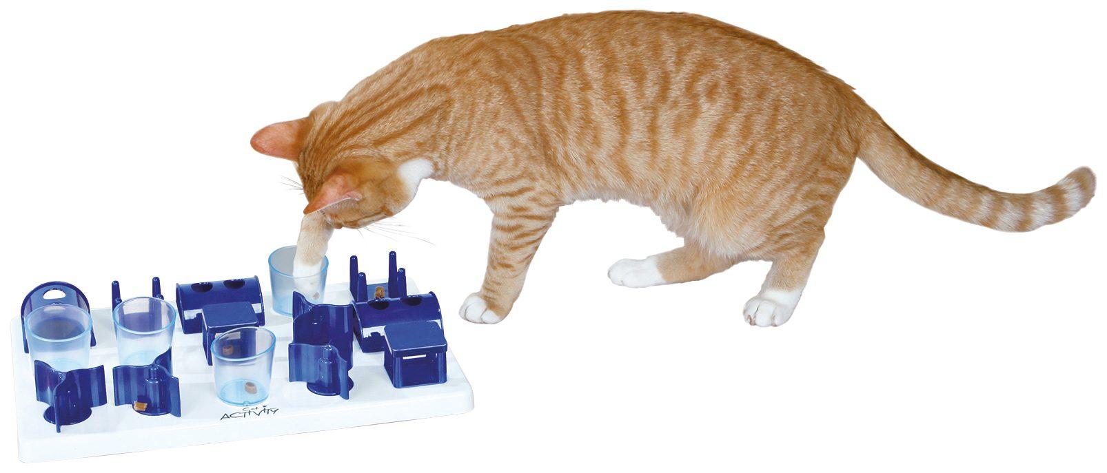 Katzenspielzeug »Playground Strategiespiel«