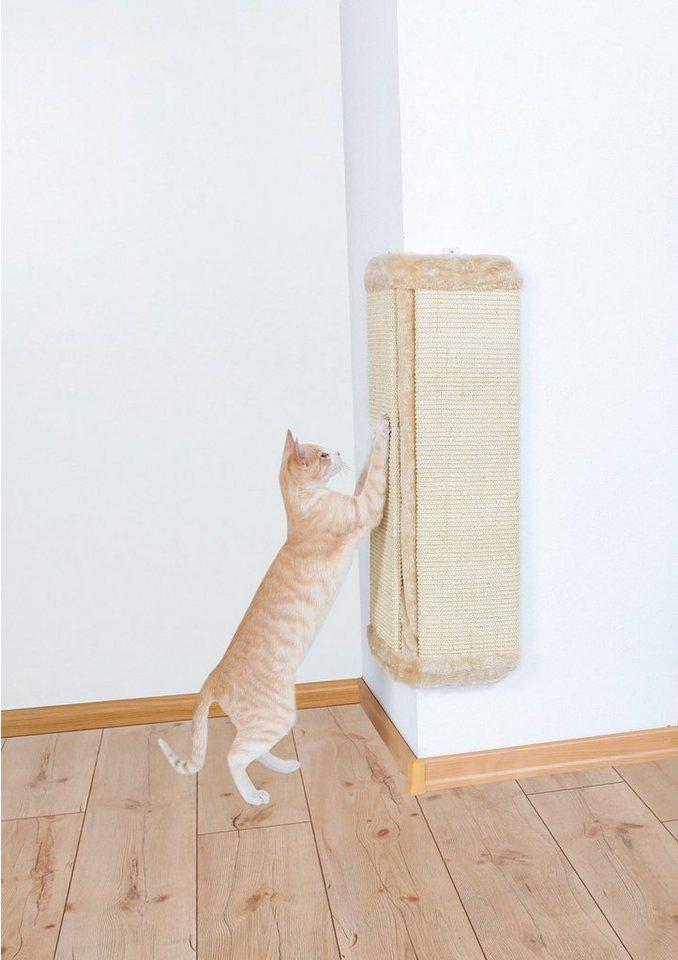 Kratzfläche »XL«, für Zimmerecken, BxH: 40x75 cm, beige in natur