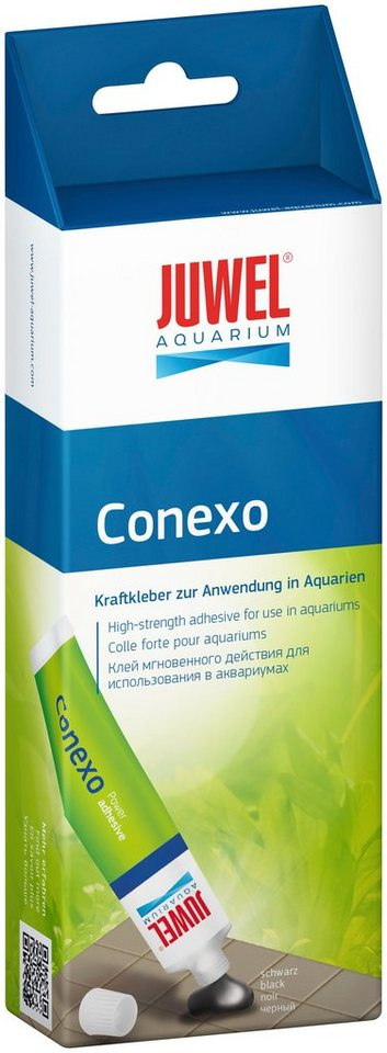 Dekorationskleber »Conexo Aquariumkleber« in schwarz