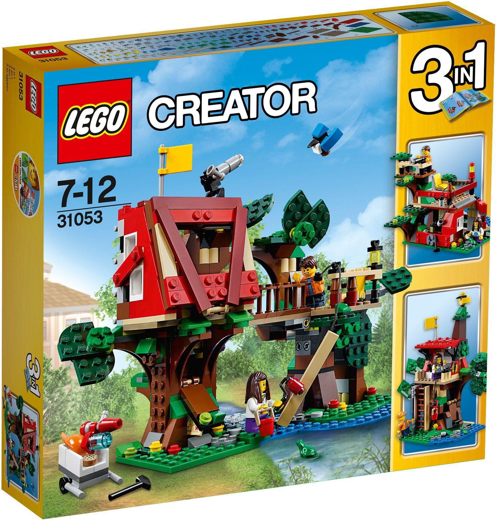 LEGO®, 3in1 Baumhausabenteuer (31053), »LEGO® Creator«