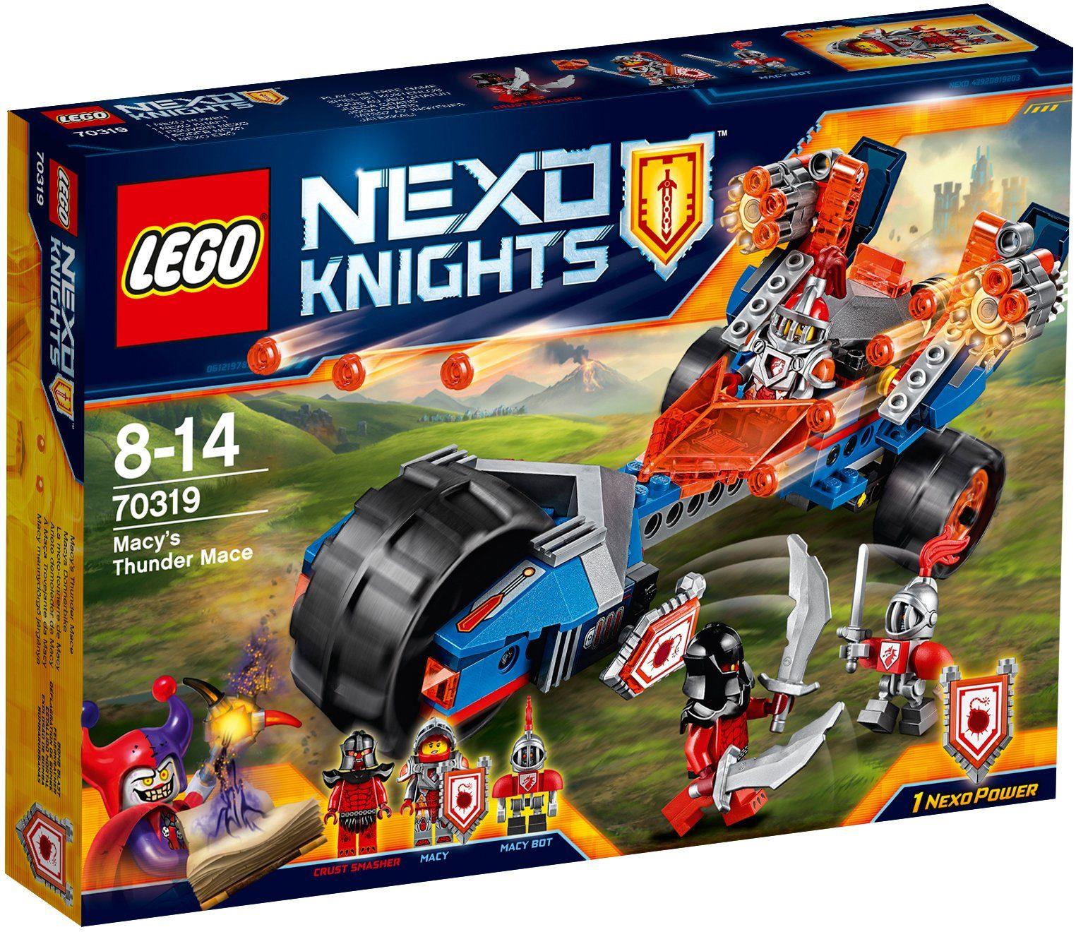 LEGO®, Macys Donnerbike (70319), »LEGO® NEXO KNIGHTS™«
