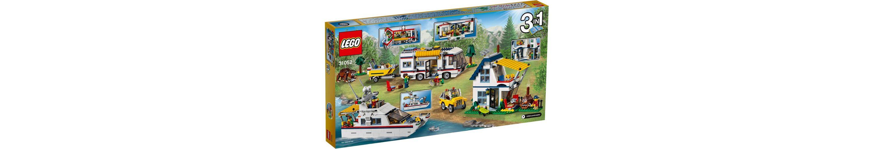 LEGO® 3in1 Urlaubsreisen (31052), »LEGO® Creator«